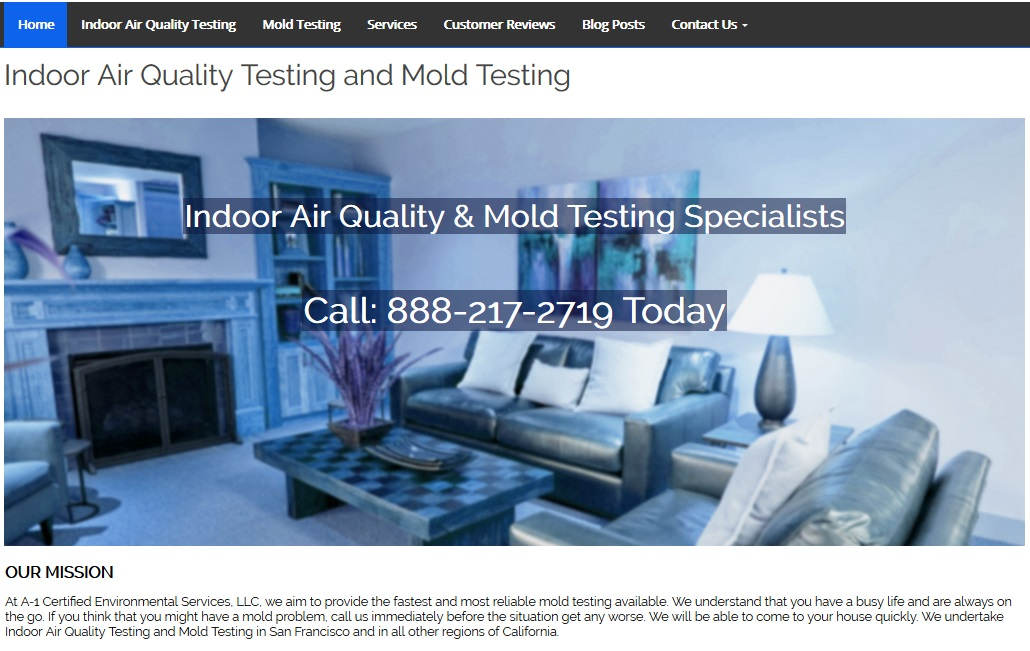 Indoor Air Quality Testing in San Diego